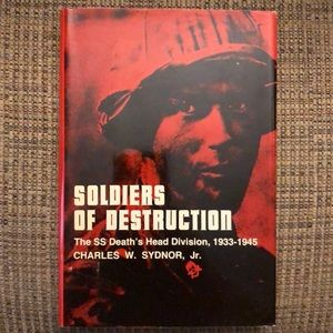 Soldiers of Destruction, WWII German military book